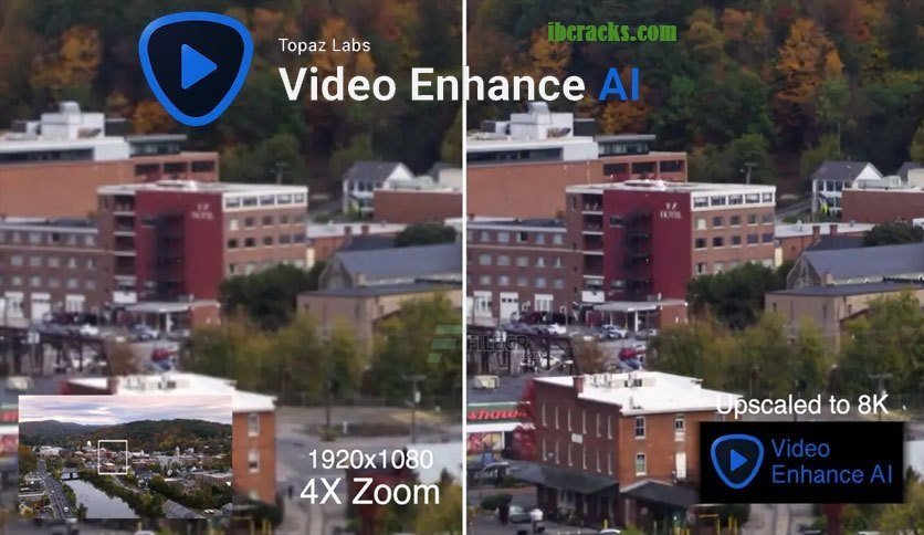 Topaz Video Enhance AI 1.4.2 Crack Plus Keygen Free Download