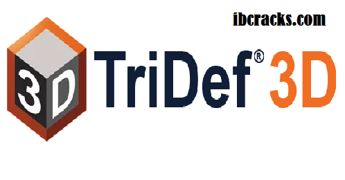 Tridef 3D Crack 7.5 Full Latest Version Free Download